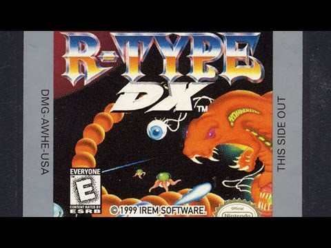 r type dx game boy color