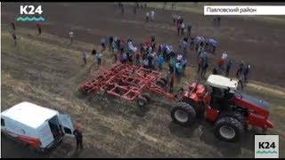 Умные агротехнологии представили в Алтайском крае