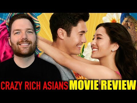 Crazy Rich Asians – Movie Review