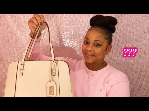 What's In My Aldo Purse? 👜 A Throwback!