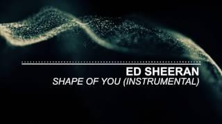 Gambar cover Ed Sheeran - Shape of You - Instrumental (Official)