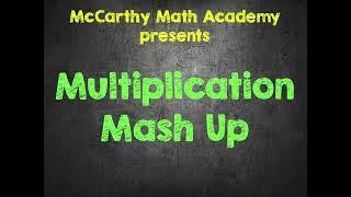 Multiplication mashup