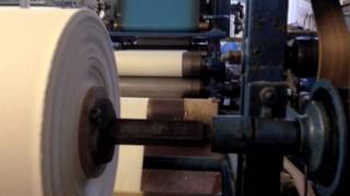 Transforming Wheat Straw into Paper
