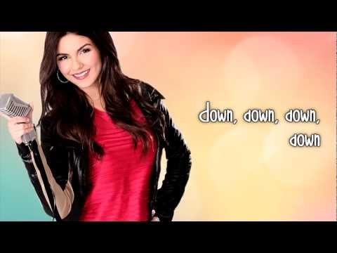 Victoria Justice - Don't You Forget About Me (Lyrics)