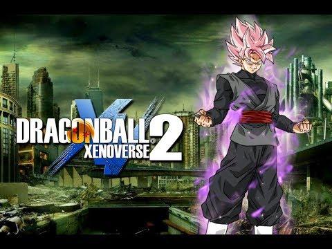 Rosé Goku Black Plays Dragon Ball Xenoverse 2 Part 3 - Saiyans Smell Horrible!
