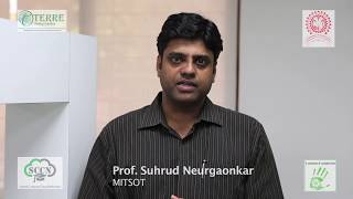 Prof. Suhrud Neurgaonkar, MIT School of Technology