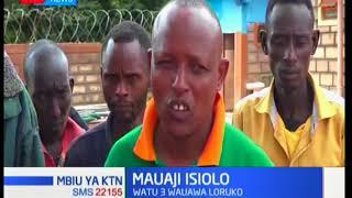 Waziri Mwangi Kiunjuri ameagiza kufanyika kwa uchunguzi  kuhusu sakata ya uuzaji wa mahindi