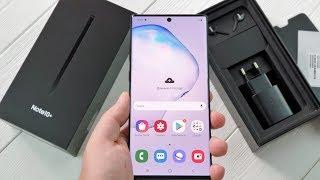 Смартфон Samsung Galaxy Note 10 Plus SM-N9750 12/512GB Aura Glow от компании Cthp - видео 2