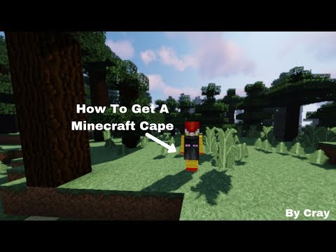 How to get any Minecraft Cape! - Advanced Capes Mod