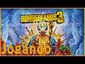 Borderlands 3 ps4 Gameplay Primeiros 58 Minutos Legenda