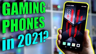 ZTE nubia Red Magic 5S - What's NEXT for Gaming Phones in 2021?