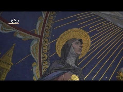 Prière du Milieu du jour du 23 juillet 2021 des Bénédictines du Sacré-Coeur de Montmartre