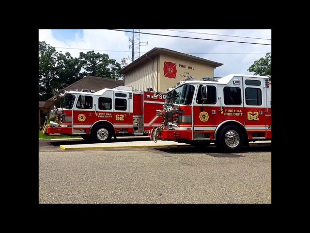 Pine-hill-fire-department-year