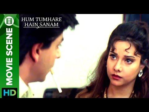 Shahrukh Khan tells his secretary to behave  - Hum Tumhare Hai Sanam