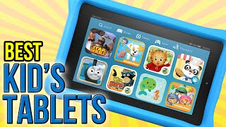 6 Best Kid's Tablets 2016