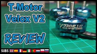 T-Motor Velox Veloce V2 - Motor Review