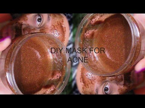Mask para sa lightening ang buhok na may kanela at honey na walang