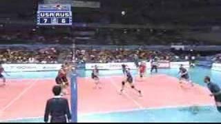 FIVB 08 Russia vs USA Part 4