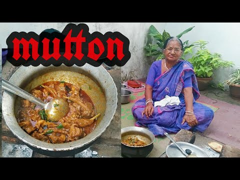 mutton masala – goat meat recipe by dadi | traditional Indian cooking | desi food recipes