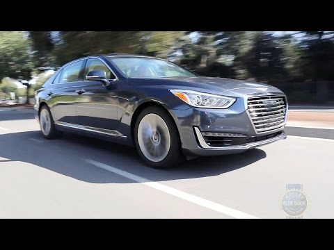 2017 Genesis G90 - Review and Road Test