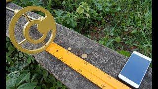 Металлоискатель TREKER GC-1012 (Трекер) от компании Металлоискатели - видео