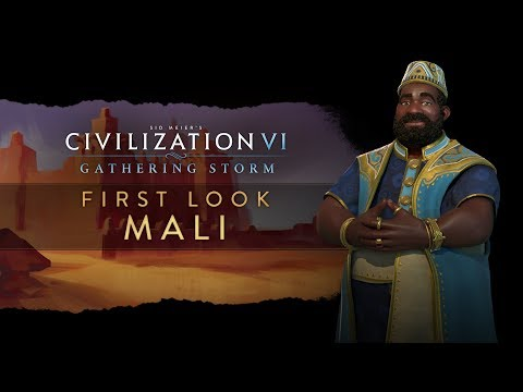 Civilization VI: Gathering Storm - First Look: Mali thumbnail