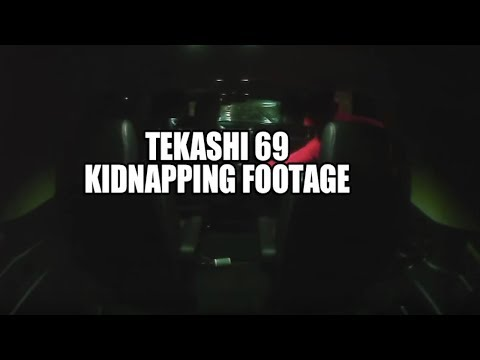 Video Released of Tekashi 6ix9ine Being Kidnapped