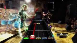 Never Too Late - The Answer Guitar Hero Warriors of Rock Expert Guitar FC
