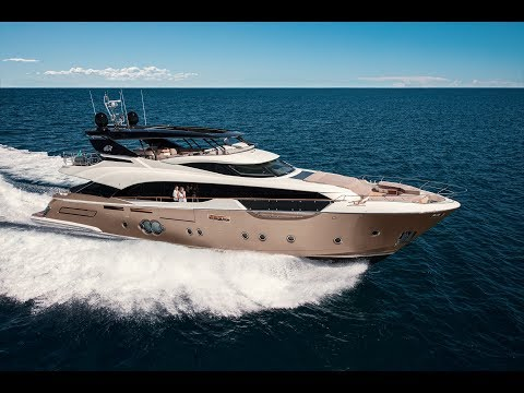 Monte Carlo Yachts MCY 96 video