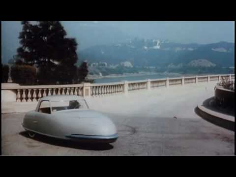 Geleceğin otomobilleri (eski video)
