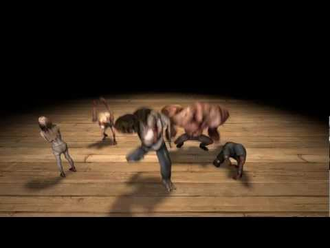 The Donkey Kong Rap, As Told Through Left 4 Dead Zombies
