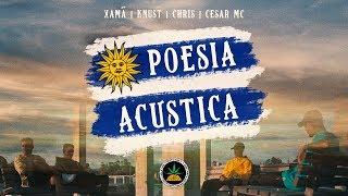 Poesia Acústica - Uruguay - Xamã | Knust | Chris | Cesar Mc (EP Júpiter Dayane)