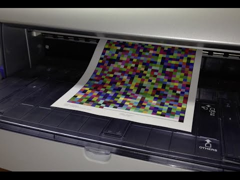 Die SilverFast 8 Drucker-Kalibrierung ist ein exklusives Feature zur Kalibrierung des Druckers unter Zuhilfenahme eines Flachbettscanners, das durch Einfachheit in der Bedienung und ein günstiges Preis-Leistungs-Verhältnis im Gegensatz zu anderen Verfahren für Profis und Einsteiger gleichermassen geeignet ist.