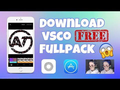 Link Download Vsco Full Pack 2019 Mutabikh