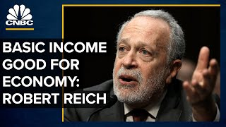 What's Next For The U.S. Economy: Robert Reich