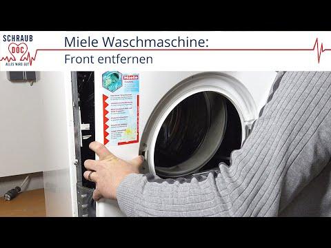 Miele Waschmaschine - Front öffnen