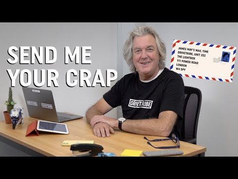 James May is doing mail time
