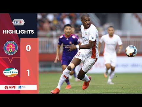 Highlights | Sài Gòn FC - Viettel | Bruno tỏa sáng, V.League 2020 tìm ra tân vương