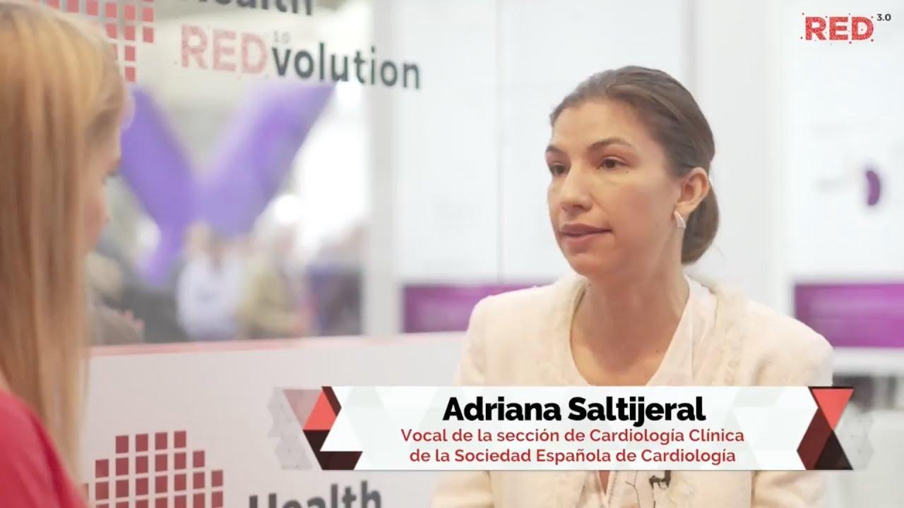 Health RedVolution: Dra. Adriana Saltijeral