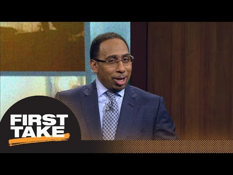 Stephen A. praises 76ers as best team in East after first-round win over Heat | First Take | ESPN