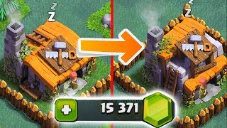 SPEED GEM TO MAX!! | LEVEL 1 - 5 BUILDER HALL!! | Clash of clans