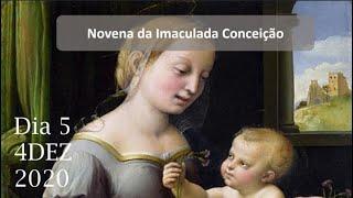 Novena à Imaculada Conceição (com áudio)
