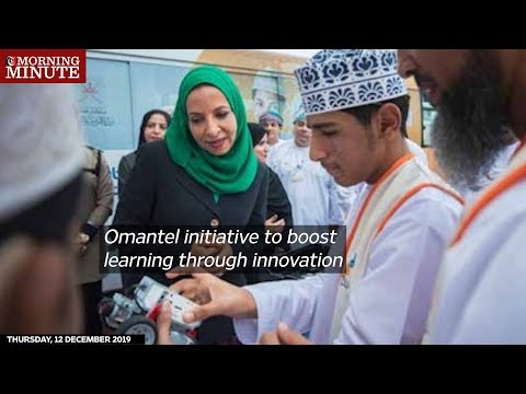 Omantel initiative to boost learning through innovation