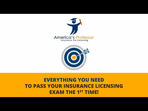 Texas General Lines Property Casualty Exam Pre Licensing Courses