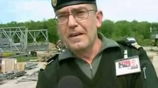 preview picture of video 'Angers 7 - Des soldats allemands à l'école...du Génie'