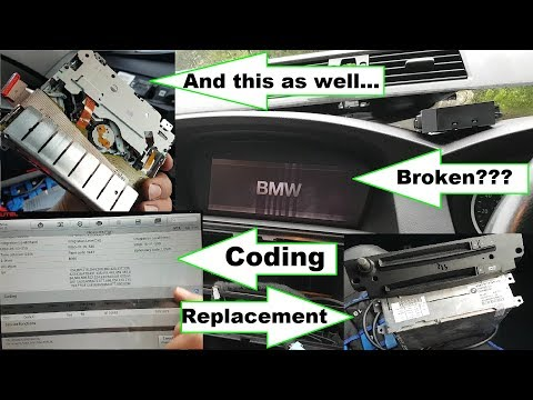 Download Bmw 535d E60 I Drive Not Powering Up Diagnose Replacement