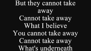 Tarja Turunen-Underneath (with lyrics)