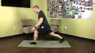 Sunday Stretch Week 2 by Trainer Ben