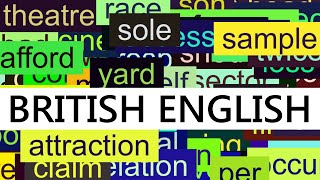 3000+CommonEnglishWordswithBritishPronunciation