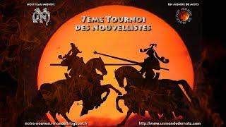 7ème TOURNOI DES NOUVELLISTES